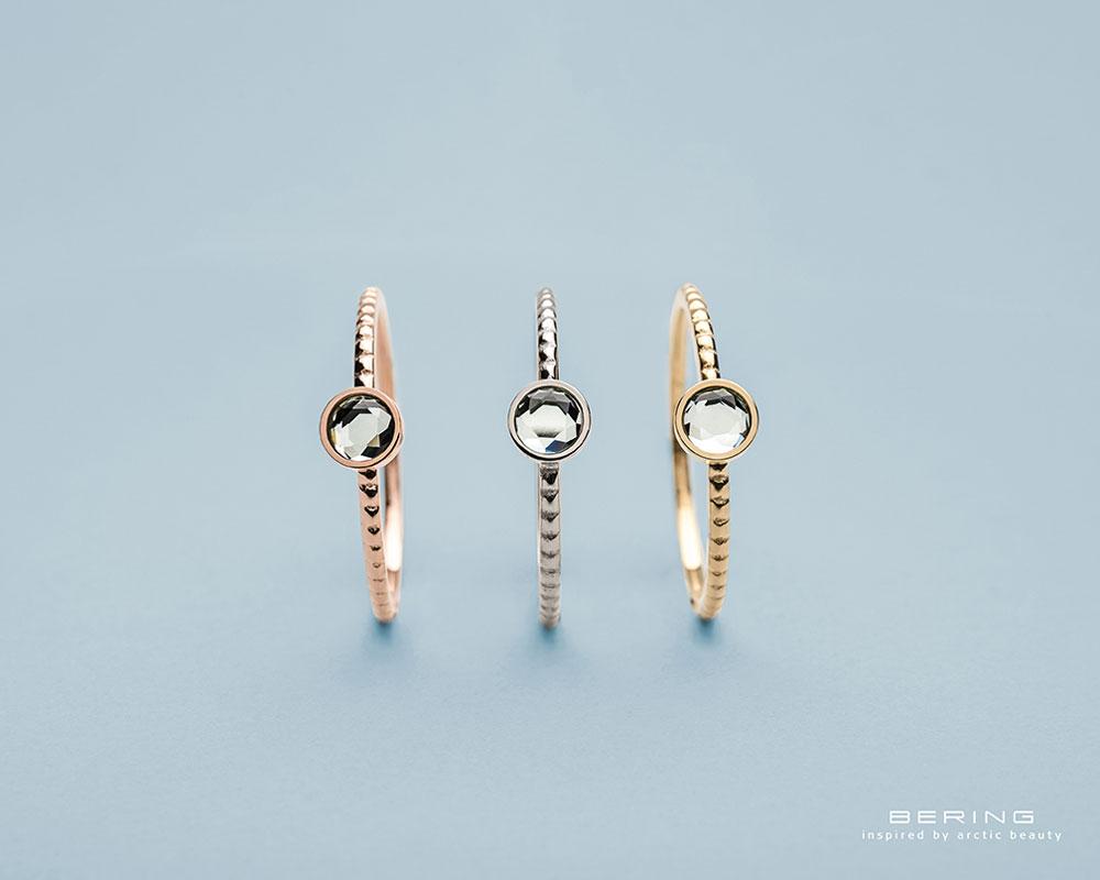 Bering - Innenringe - Ringe