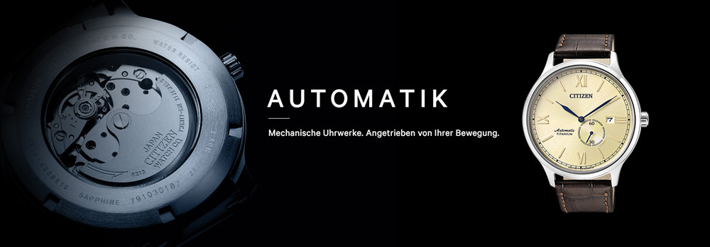 Citizen Automatik